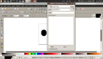 Setting the Element Id in inkscape